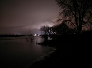 Motiv: Industrie am Rhein 3