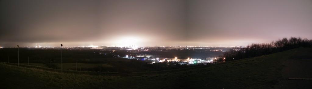 Panorama Halde Rheinpreußen 01.06.2015